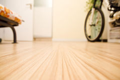 абстрактная отечественная домашняя нутряная комната Стоковая Фотография