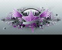 абстрактная партия конструкции Стоковое Изображение RF