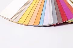 абстрактная палитра конструкции цвета предпосылки Стоковые Фото