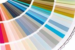 абстрактная палитра конструкции цвета предпосылки Стоковое Изображение RF