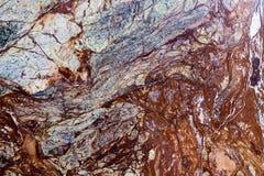 Абстрактная пестротканая естественная мраморная предпосылка Стоковые Изображения