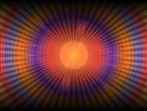 Абстрактная пестротканая сигналя предпосылка Стоковые Фотографии RF