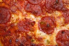 абстрактная пицца Стоковые Изображения