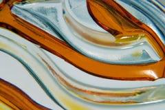 абстрактная пластмасса Стоковые Изображения