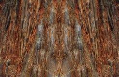Абстрактная поверхностная предпосылка, скалистая поверхность с острыми камнями в терракотовом цвете стоковое изображение