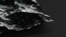 абстрактная поверхность перевод 3d Стоковые Изображения RF