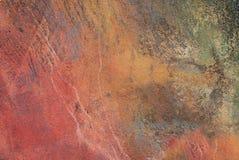 абстрактная покрашенная предпосылка текстурированной Стоковое Изображение