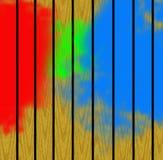 абстрактная покрашенная предпосылка Стоковое Изображение