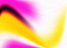 абстрактная покрашенная яркая предпосылки multi Стоковые Изображения