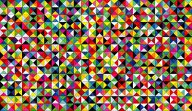 Абстрактная полигональная предпосылка искусства шипучки вектора иллюстрация вектора
