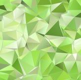 Абстрактная полигональная предпосылка Стоковое Фото