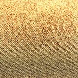 Абстрактная праздничная золотая предпосылка с космосом экземпляра золото яркия блеска Стоковое Изображение