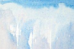 Абстрактная предпосылка акварели Стоковая Фотография RF