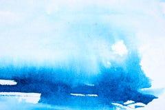 Абстрактная предпосылка акварели Стоковое фото RF
