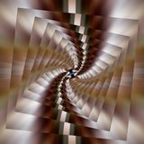 абстрактная предпосылка вектор Волнистое влияние Изображение верхнего слоя на изображении Стоковые Изображения
