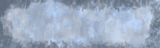 Абстрактная предпосылка, винтажная текстура с границей иллюстрация вектора