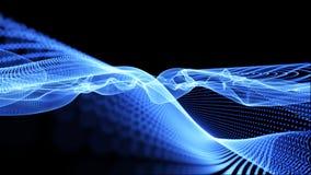 абстрактная предпосылка выравнивает сетку Стоковое фото RF