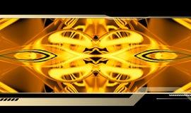 абстрактная предпосылка высокотехнологичная Стоковые Фотографии RF