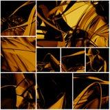 абстрактная предпосылка высокотехнологичная Стоковое Изображение