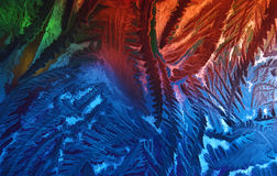 абстрактная предпосылка выходит жидкость Стоковое Фото