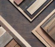 Абстрактная предпосылка деревянного блока Стоковое Фото