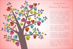 Абстрактная предпосылка дня ` s валентинки Шаблон предпосылки Стоковые Фото