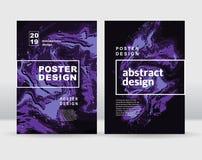 абстрактная предпосылка Его можно использовать для плакатов, карточек, рогулек, брошюр, кассет и любого вида крышки стоковые изображения