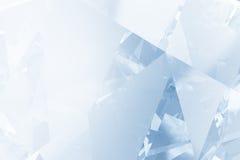 Абстрактная предпосылка зимы Стоковые Фото