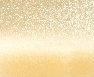 абстрактная предпосылка золотистая Стоковое фото RF