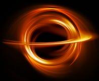 абстрактная предпосылка золотистая иллюстрация вектора