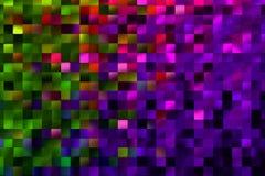Абстрактная предпосылка картины блоков квадрата стоковое фото rf