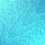 Абстрактная предпосылка картины плитки треугольника мозаики - современный дизайн векторной графики полигона от регулярн треугольн бесплатная иллюстрация