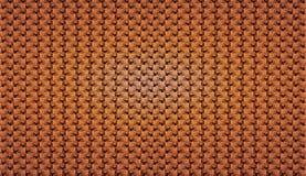 Абстрактная предпосылка кирпичной стены картины Стоковые Изображения RF
