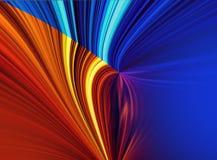 Абстрактная предпосылка компьютера для дизайна Стоковое Изображение