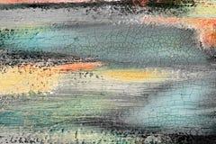 Абстрактная предпосылка краски Стоковое Изображение