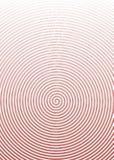 Абстрактная предпосылка линий различной толщины, переплетенных в спираль бесплатная иллюстрация