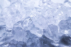 Абстрактная предпосылка льда Стоковое Фото