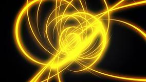 Абстрактная предпосылка магнитных линий Пропуская линии в предпосылке движения магнитного поля иллюстрация вектора