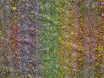 Абстрактная предпосылка мозаики нашивки конфеты иллюстрация вектора