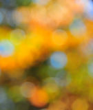 Абстрактная предпосылка настроения в зеленом цвете и сини Брайна Стоковые Изображения