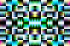 абстрактная предпосылка пестротканая Стоковые Изображения