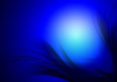 абстрактная предпосылка подводная иллюстрация вектора
