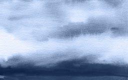 абстрактная предпосылка покрасила акварель бумажная текстура стоковое изображение rf