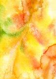 абстрактная предпосылка покрасила акварель Стоковые Изображения RF