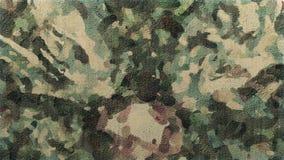 Абстрактная предпосылка покрашенной текстуры grunge запачканных мазков и пятен краски на текстурированном холсте Стоковые Фото