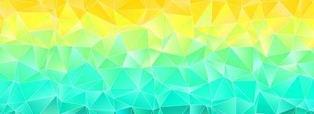 абстрактная предпосылка полигонально Стоковая Фотография