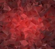 абстрактная предпосылка полигонально Стоковое Фото