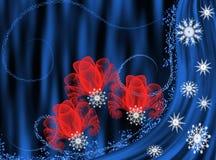 абстрактная предпосылка праздничная Стоковая Фотография