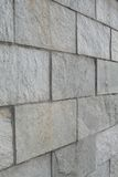 абстрактная предпосылка преграждает каменную стену текстуры Стоковые Фото