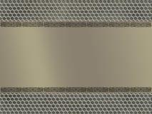 Абстрактная предпосылка рамки граници Стоковое Фото